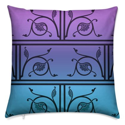 Cushions - Medieval Pattern from The Practical Decorator 3 of 8