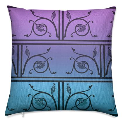 Luxury Cushions - Medieval Pattern from The Practical Decorator 3 of 8