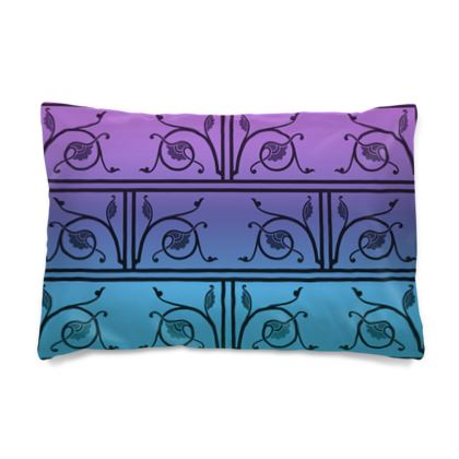 Pillow Case - Medieval Pattern from The Practical Decorator 3 of 8