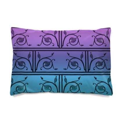 Pillow Case JAPAN - Medieval Pattern from The Practical Decorator 3 of 8