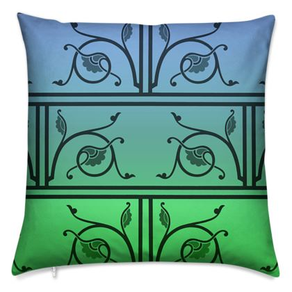 Cushions - Medieval Pattern from The Practical Decorator 4 of 8