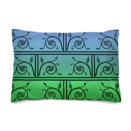 Pillow Case JAPAN - Medieval Pattern from The Practical Decorator 4 of 8