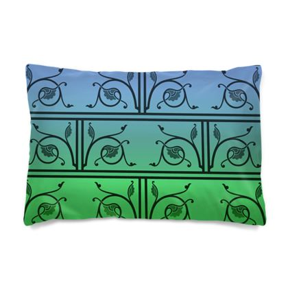Pillow Cases Sizes - Medieval Pattern from The Practical Decorator 4 of 8