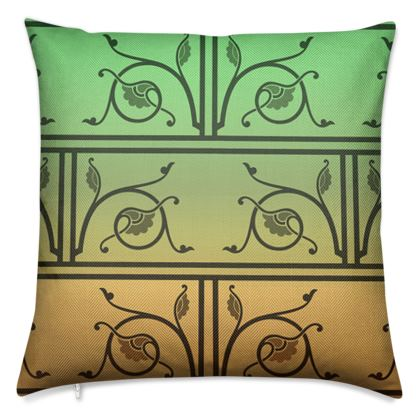 Luxury Cushions - Medieval Pattern from The Practical Decorator 5 of 8