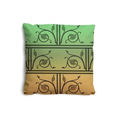 Pillows Set - Medieval Pattern from The Practical Decorator 5 of 8
