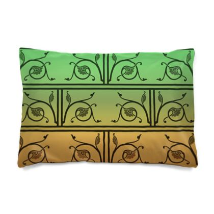 Pillow Case JAPAN - Medieval Pattern from The Practical Decorator 5 of 8