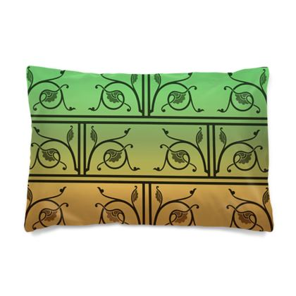 Pillow Cases Sizes - Medieval Pattern from The Practical Decorator 5 of 8
