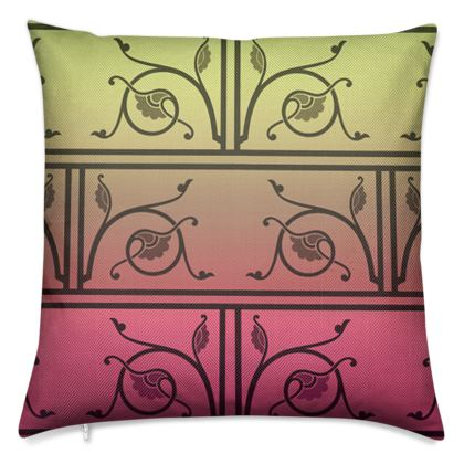 Luxury Cushions - Medieval Pattern from The Practical Decorator 6 of 8