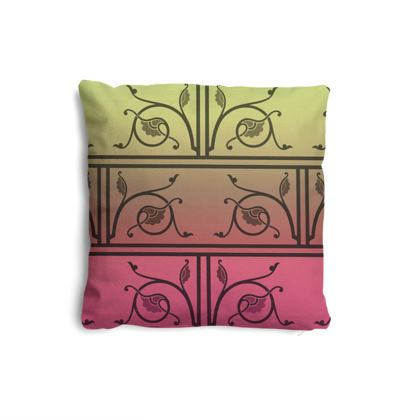 Pillows Set - Medieval Pattern from The Practical Decorator 6 of 8