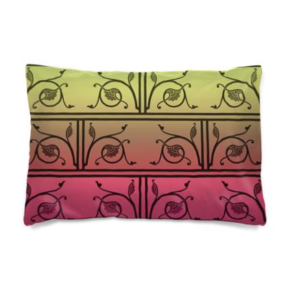 Pillow Case JAPAN - Medieval Pattern from The Practical Decorator 6 of 8