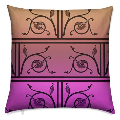 Cushions - Medieval Pattern from The Practical Decorator 7 of 8