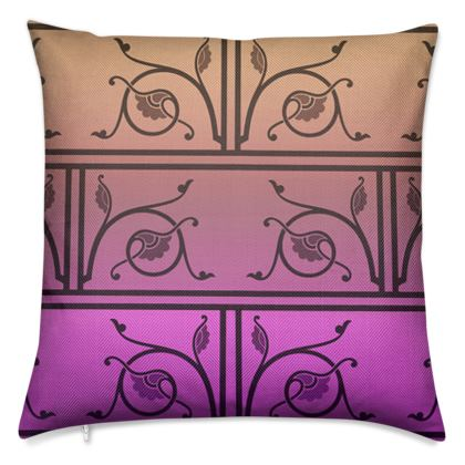 Luxury Cushions - Medieval Pattern from The Practical Decorator 7 of 8