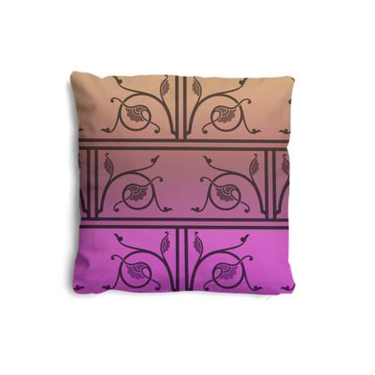 Pillows Set - Medieval Pattern from The Practical Decorator 7 of 8