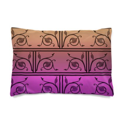 Pillow Case JAPAN - Medieval Pattern from The Practical Decorator 7 of 8