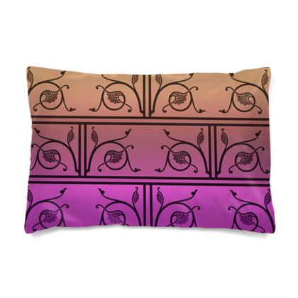 Pillow Cases Sizes - Medieval Pattern from The Practical Decorator 7 of 8