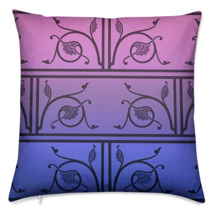 Luxury Cushions - Medieval Pattern from The Practical Decorator 8 of 8