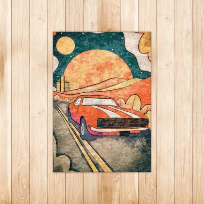 The road on Mars