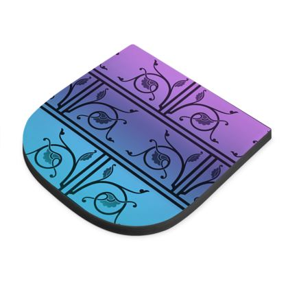 Seat Pad - Medieval Pattern from The Practical Decorator 3 of 8