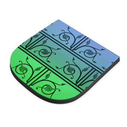 Seat Pad - Medieval Pattern from The Practical Decorator 4 of 8