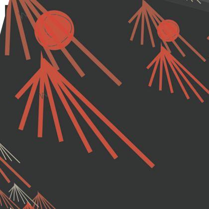 KASA Cushion (Reversible Charcoal)