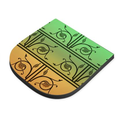 Seat Pad - Medieval Pattern from The Practical Decorator 5 of 8