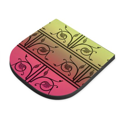 Seat Pad - Medieval Pattern from The Practical Decorator 6 of 8