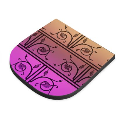 Seat Pad - Medieval Pattern from The Practical Decorator 7 of 8