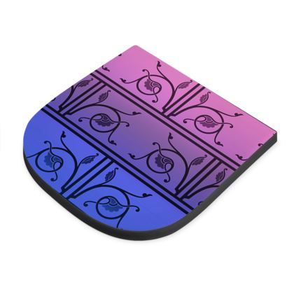 Seat Pad - Medieval Pattern from The Practical Decorator 8 of 8