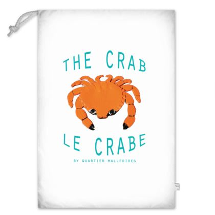 """Toy Sack """"Le Crabe"""""""