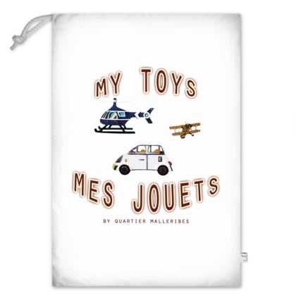 """Toy Sack """"Mes Jouets"""""""