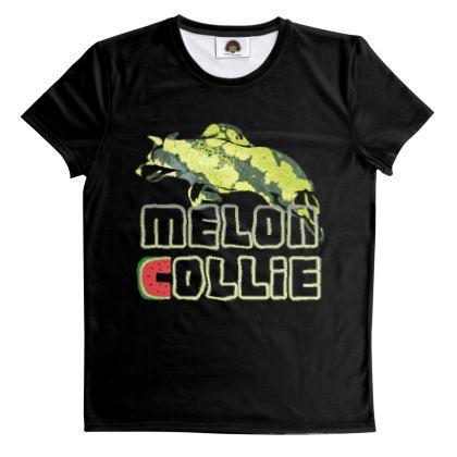 T Shirt - Melon Collie Skater Trick