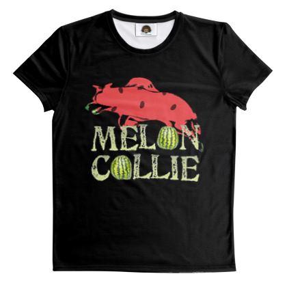 T Shirt - Melon Collie Skateboard Trick