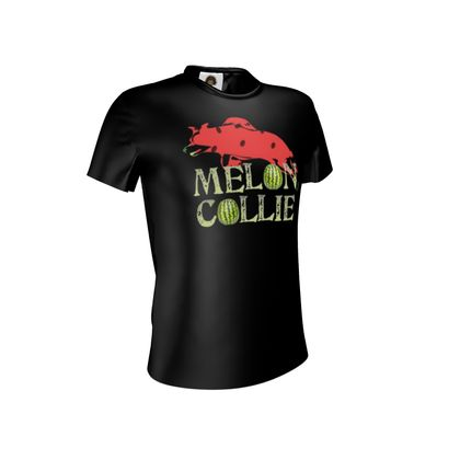 Mens T-Shirt - Melon Collie Skateboard Trick