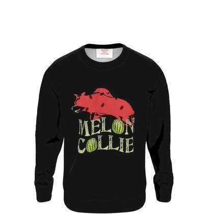 Sweatshirt - Melon Collie Skateboard Trick