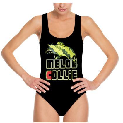 Swimsuit - Melon Collie Skater Trick