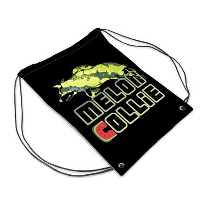 Swim Bag - Melon Collie Skater Trick