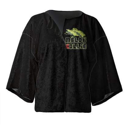 Kimono Jacket - Melon Collie Skater Trick