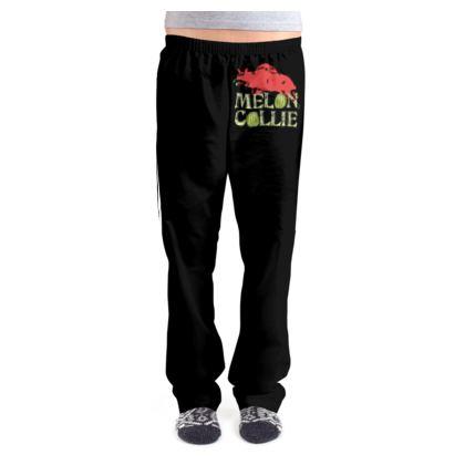 Ladies Pyjama Bottoms - Melon Collie Skateboard Trick