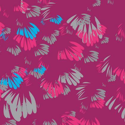 TSURU Cushion (Reversible Pink)