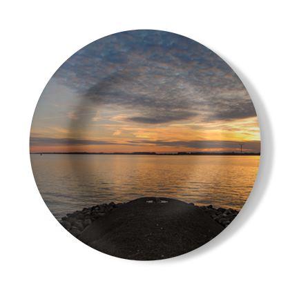 Decorative Plate - Moerdijk