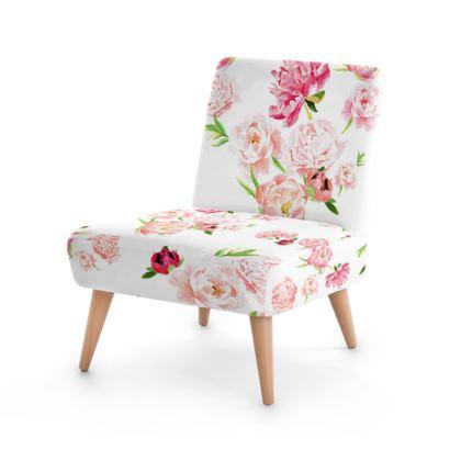 Chair - Peonies