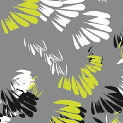 TSURU Cushion (Reversible Grey)