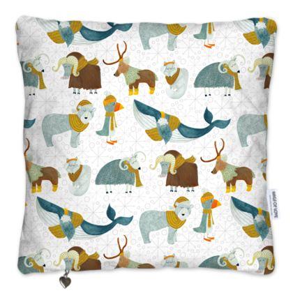 Pattern #72 - Pillows Set