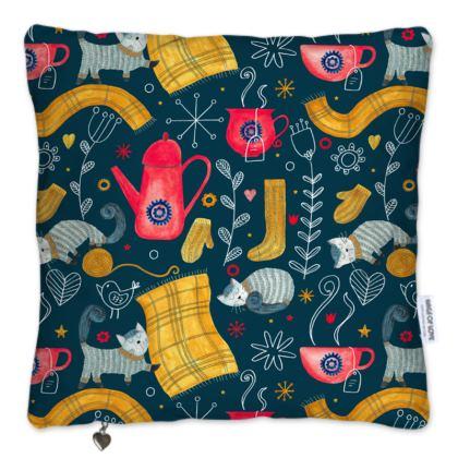 Pattern #71 - Pillows Set