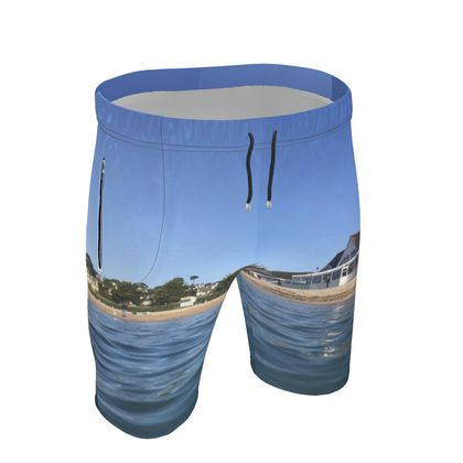 Gylly from the Sea Fitness Shorts