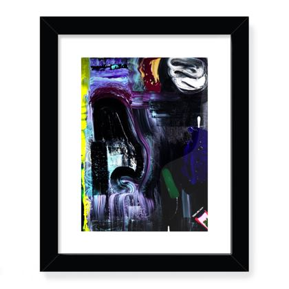 ORNAMENT Framed Art Print .