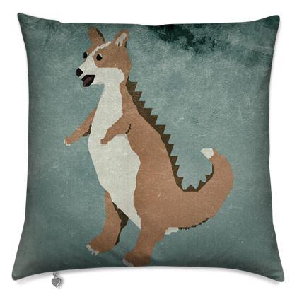 Cushions - Corginnosaurus Rex - V2