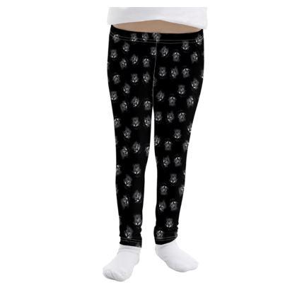 BB CATLING Kids Collection Girls leggings