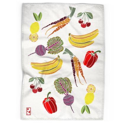 Good-for-you Tea Towel