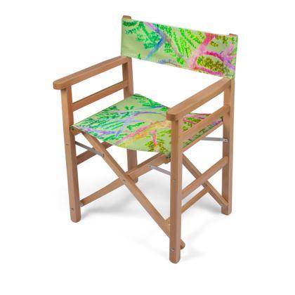 Outdoor Directors Chair